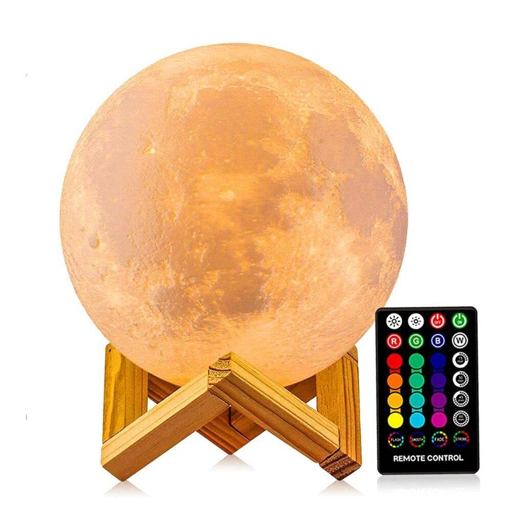 DTOETKD Moon Lamp